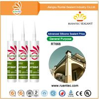 Weatherproof Silicone Sealant Cheap Price/Strong Adhesiveness Glue/High Strength Neutral Silicone Sealant