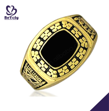 Gold plating black Ufe Leader florida diamond ring sale