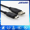 Flexible Braided Mini 15pin USB Cable