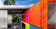Modular Well-designed smart prefabricated model container house