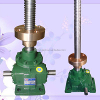 Hydraulic Floor screw Jack 2T with traveling nut