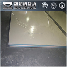 High Strength High Load Bearing FRP Surface Polystyrene Floor Insulation Foam Sheets