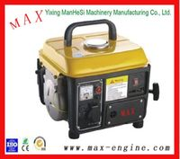 Hot Sale New Mini Domestic Engine Gasoline Generator MX950