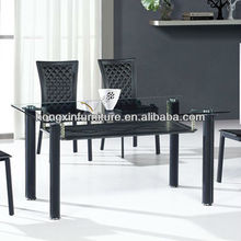 DS12029B Elegant Modern Dining Tables Set