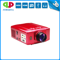 HD 3D led iphone and Android phone mini projector for mobile phone
