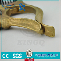 KINGQ TWECO300A type earth clamp asia factory hardware accessory exclusive agency