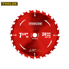 Alloy Steel Teeth Wood Cutting TCT Saw Blades