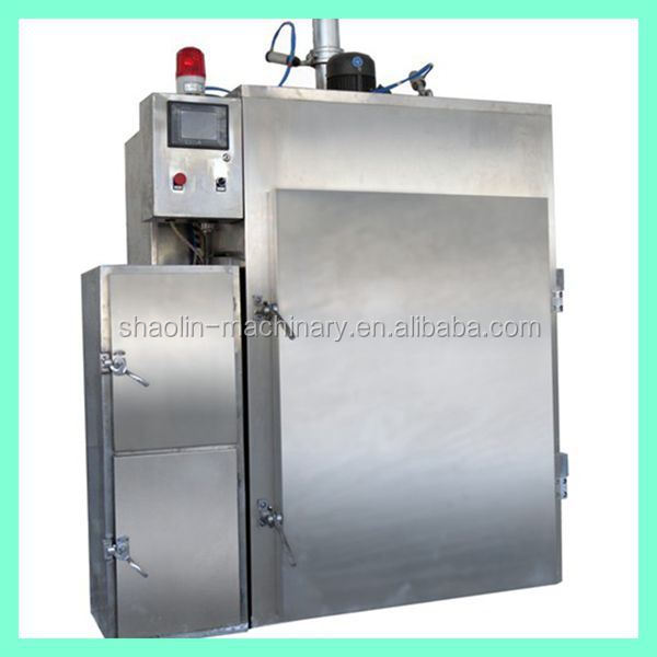 Industrial stainless steel meat smoker with best quality and service