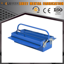 New Style Colorful Iso Certification Electrical Cantilever Tool Box