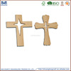 high quality art minds unfinished small wooden crosses wholesale