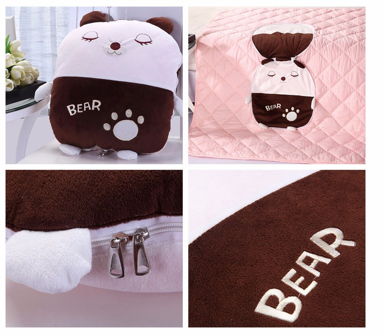 Animal Pillow With Blanket : High Quality Animal Pillow Blanket - Buy Animal Blanket,High Quality Animal Blanket,High Quality ...