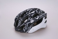 safe road cycling helmet quality for adult with PC in-mold cover