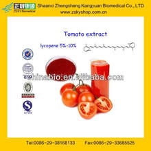 100% Natural Tomato Extract Lycopene Supplier