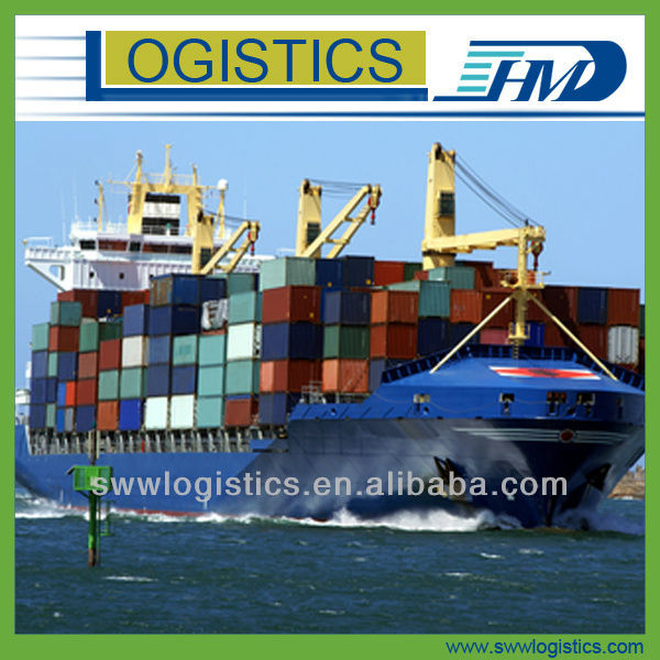 LCL shipping door to door delivery service sea freight from China to Long Beach USA