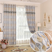 Modern luxury curtain design office door curtains and blinds