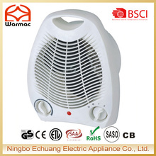 High Quality 1000W/2000W Power solar room fan heater