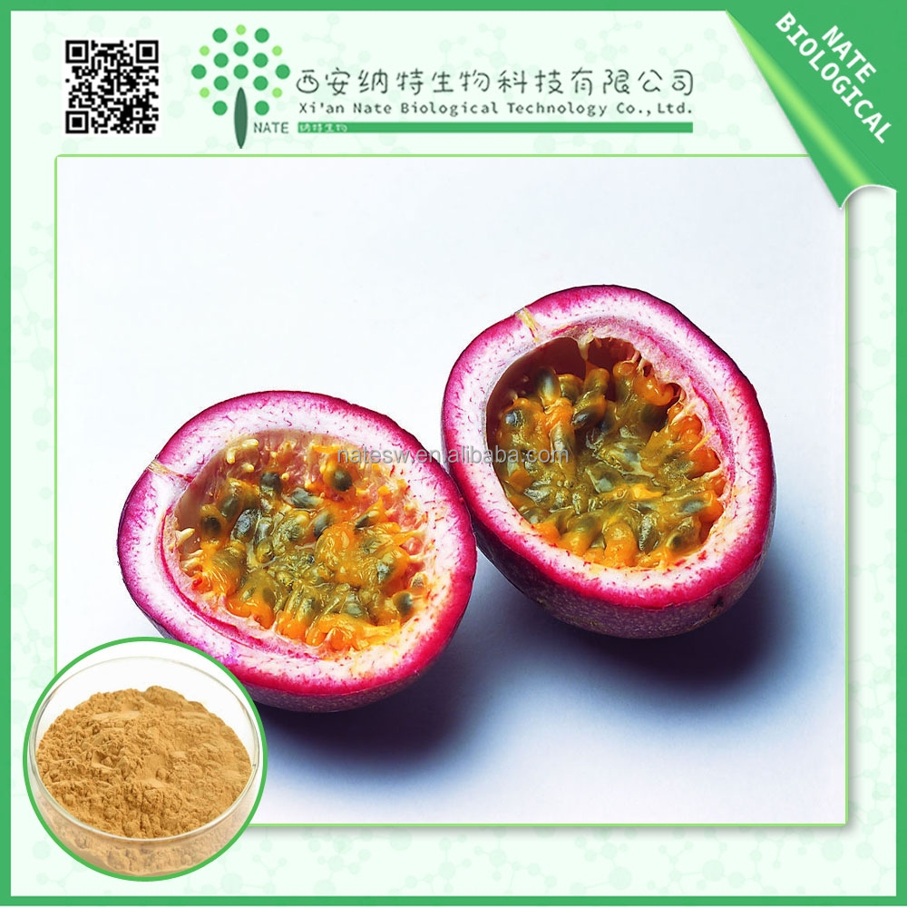wholesale Flavonoids 5:1 10:1 20:1 Passiflora incarnata extract/low price Passion flower Extract/passion fruit powder