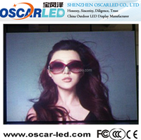 New image high quality indoor led screen p6 hd videos/pic full color indoor led display