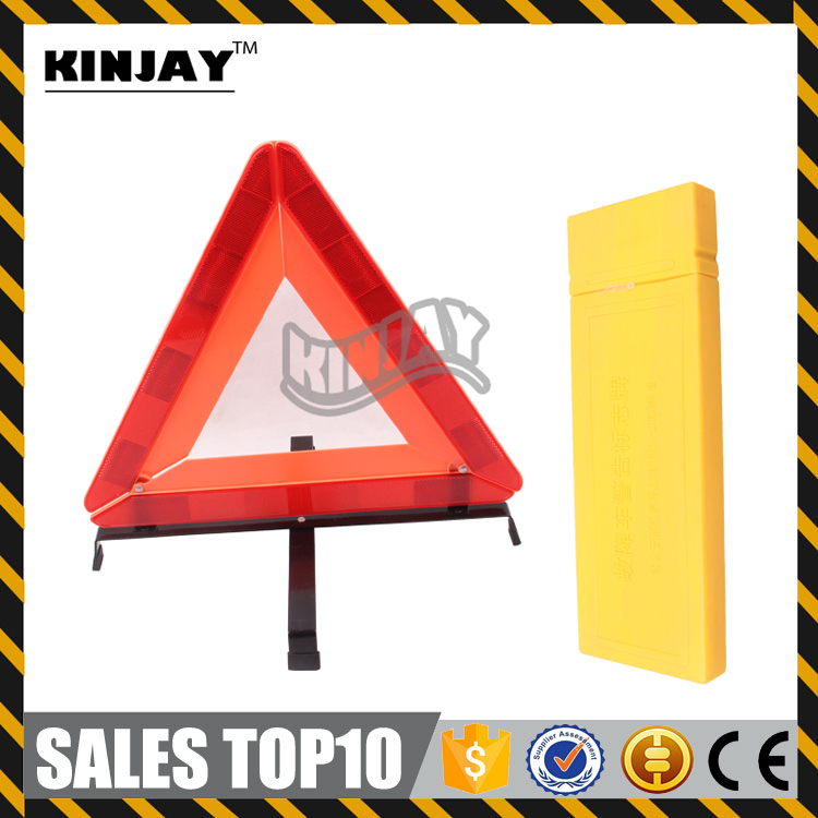 Road Safety Reflective Traffic Car Triangle Warning Sign