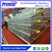 Hot Sale Chicken Cages for Feeding Factory farm equipment breeding cages