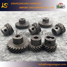 Customized Helical Tooth Steel Cylindrical Gears