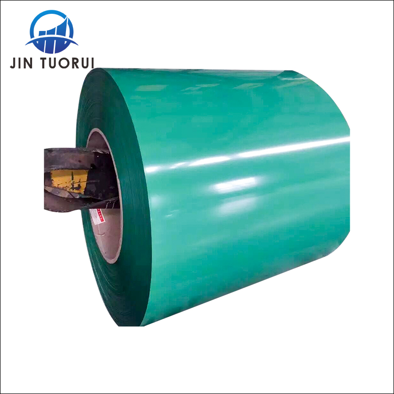 The newest hot rolled prepainted coils supplier