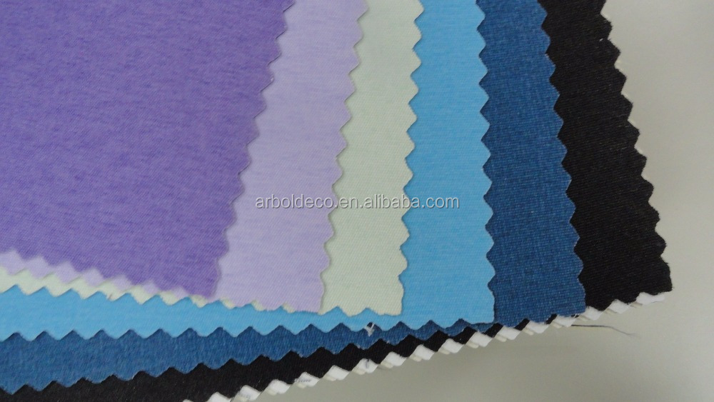 New design PVC coated roller blinds blackout fabrics