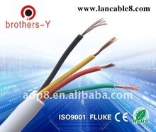 PVC Insulated Flex Electric Cable cable control