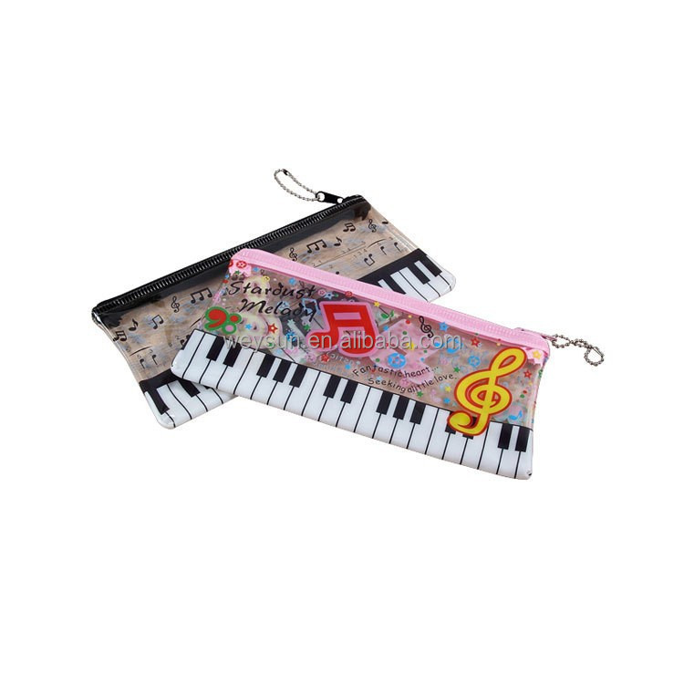 Piano Music Note Stationery Set Music Pencil Bag Stationery pencil case