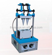 2015 Hot Sale Semi Automatic Waffle Ice Cream Cone Wafer Biscuit Making Machine Make Cone