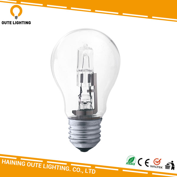 Eco Friendly Halogen Light Bulb A55