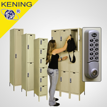 Digital Password Lock for Steel 6 Door Locker