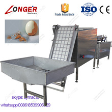High Efficiency Egg Peeler /Automatic Boiled Quail Egg Sheller Price