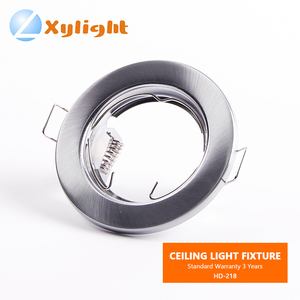 Indoor ceiling fireproof fire rated led ceiling lighting fixture ip65 rated downlights led downlight casing