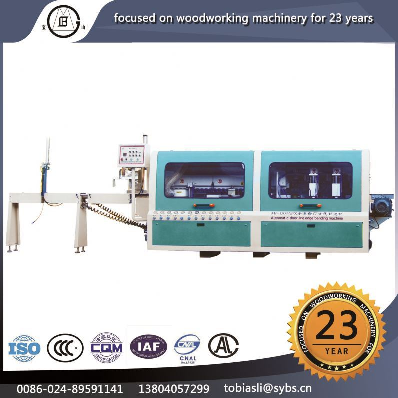 MF-1504AFX Industrial used shaving boards end trimming Wood Milling Processing Edge Banding Machine For Sale