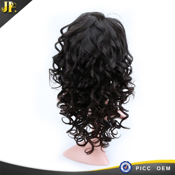 JP wholesale price front lace wig china wig supplier