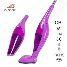 Battery operated New design Multi cyclone the vacuum cleaner