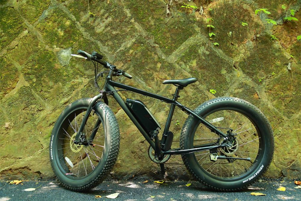2017 Cheap Price High Power Electric Chopper Motorcycl/fat tire electric bicycle/coolest Sand Beach E-Bike