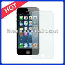 Low price Anti-scratch 3H, Ultra Clear for IPhone 5 Screen Protector