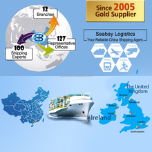sea freight shipping to london