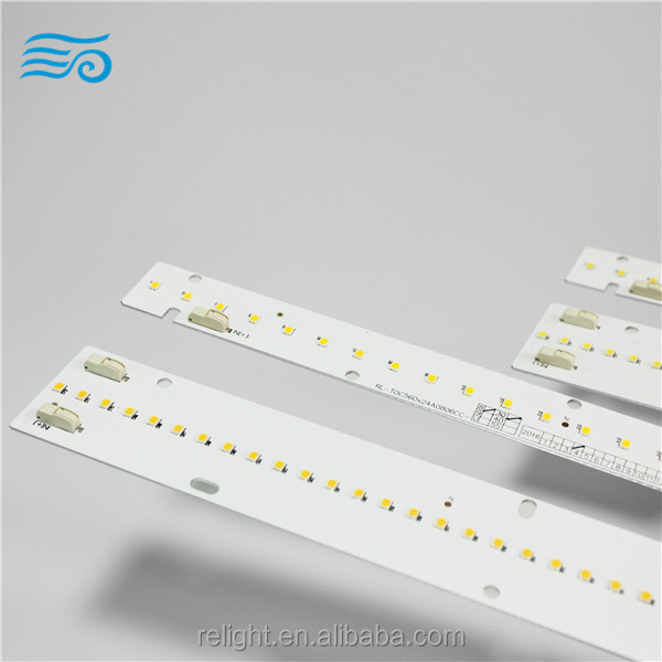 led pcb board module dc need driver for tasking light