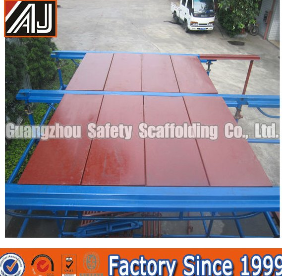 Shuttering Building Construction Materials For Concrete Slab Floor