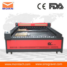 plywood cutting machine CO2 laser cutter MT-L1325