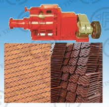 Clay roof tile making machines/ clay tiles machines