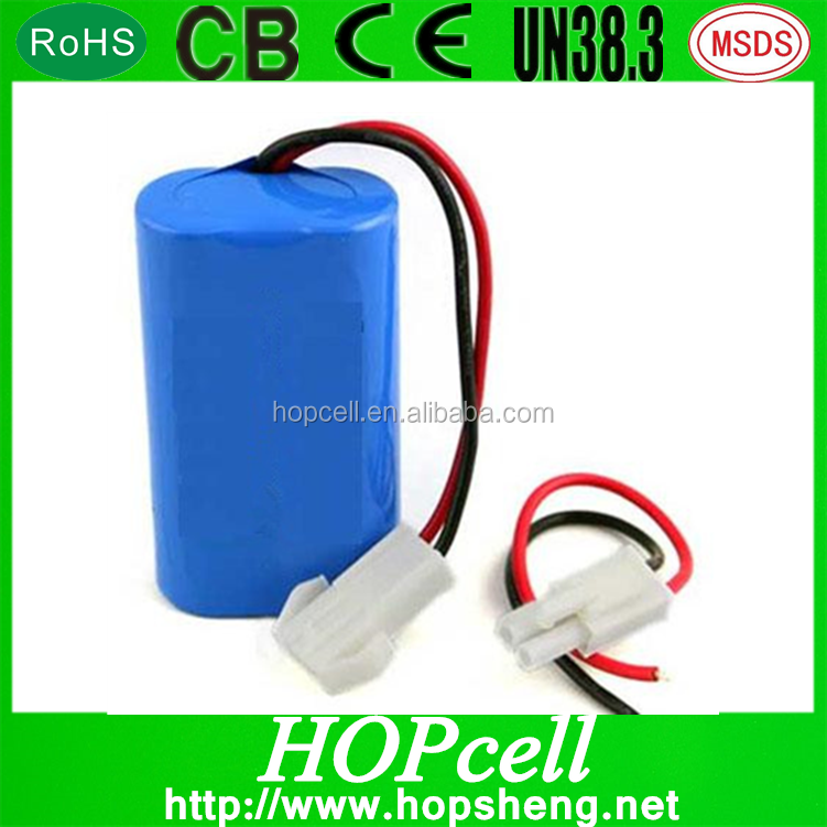 Best Price Lithium ion battery pack 7.4v 18650 2s1p 2200mah Battery