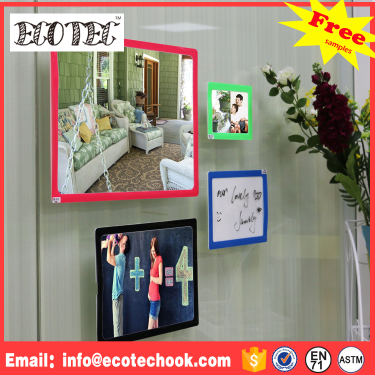 Cheap wholesale paper picture frames, wall hanging painted cardboard photo frames