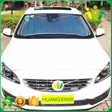 Front windshield shades type car decorative sun shade solar shade