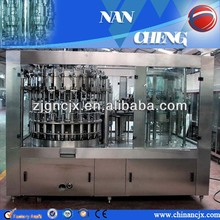 3-in-1 automatic carbonated soft drink canning machine