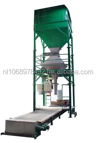 Big bag High Speed filling system