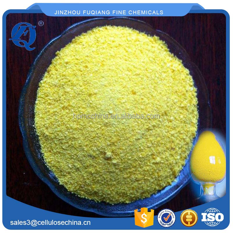 High Efficiency Water Cemicals PAC Powder